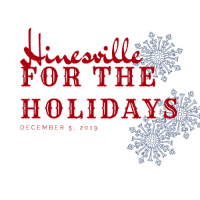 Hinesville for the Holidays is the City's annual holiday tree lighting ceremony and event in down