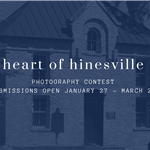 heart of hinesville photography contest; entries accepted January 27 through March 27 via email to w