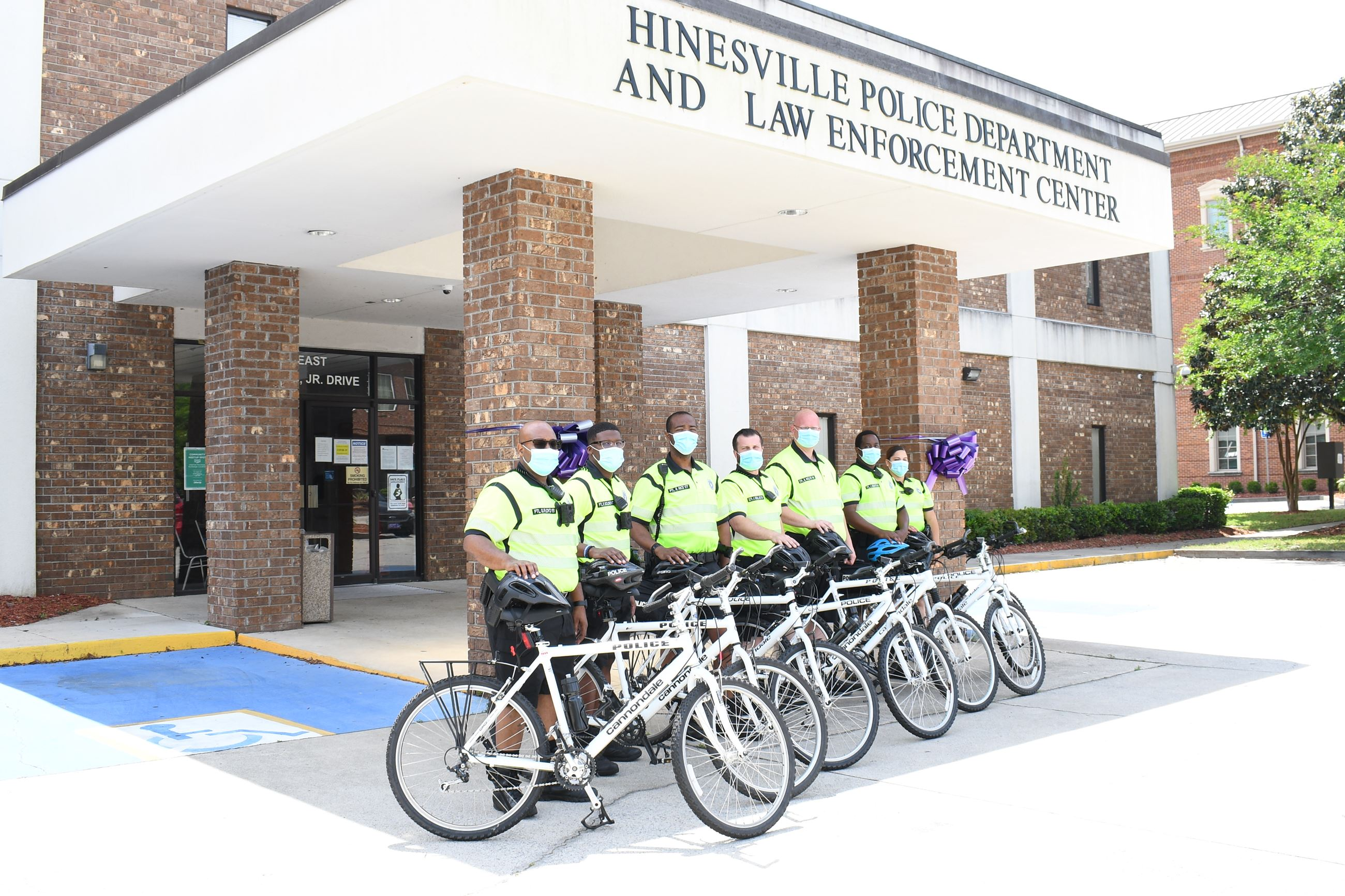 HPD Bike Patrol